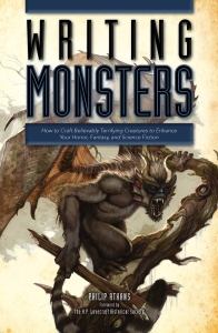 Writing Monsters Cover