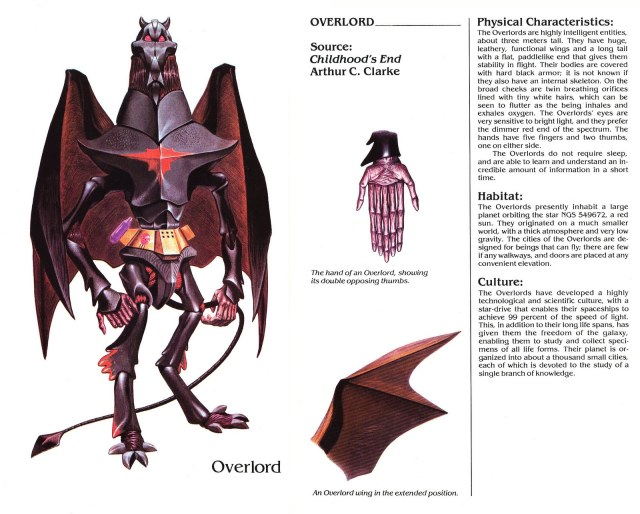 Barlowe's Alien Overlord